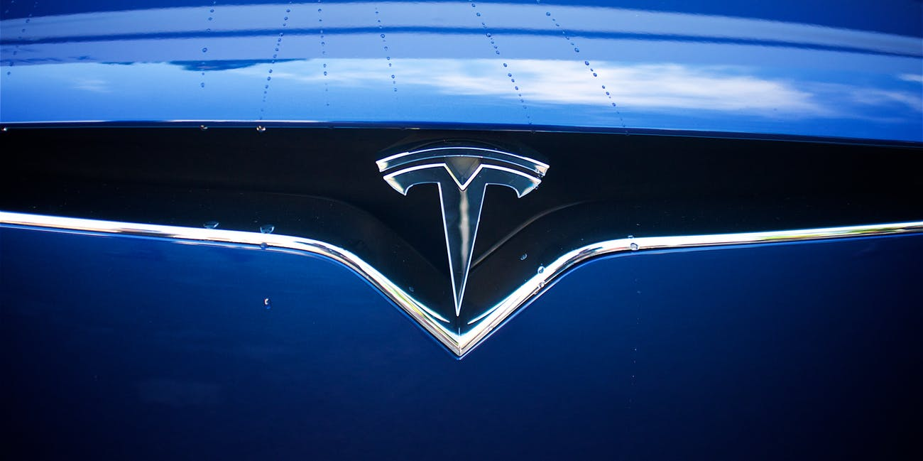 Goodwood Festival Of Speed 2016 - Tesla Logo