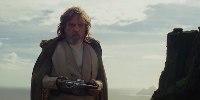 The Last Jedi Mark Hamill
