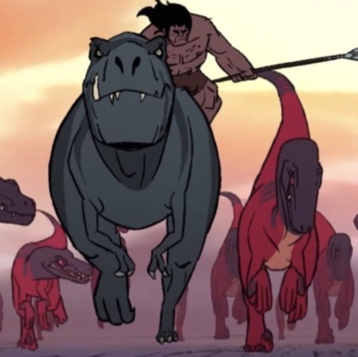 'Primal' review: Genndy Tartakovsky's new show somehow tops 'Samurai Jack'