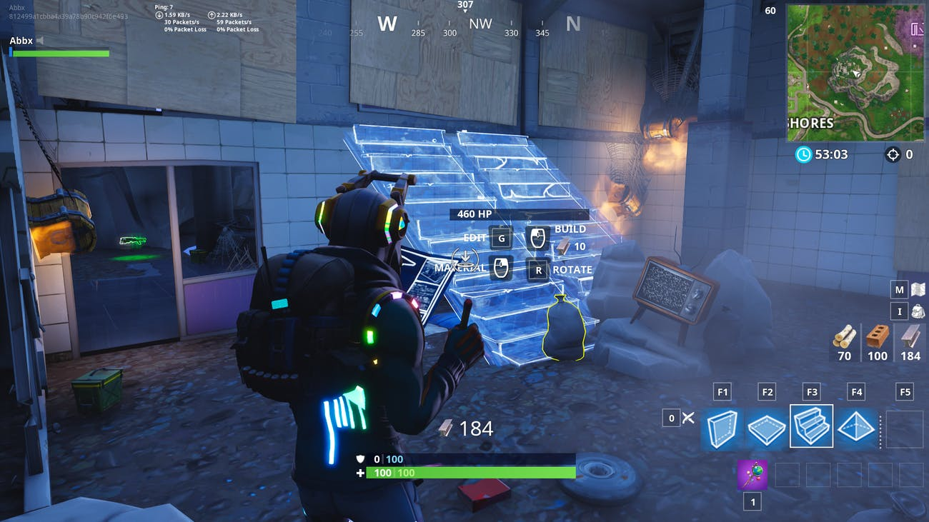 'Fortnite' Season 6 Evil Lair