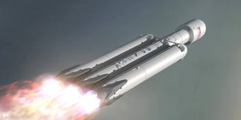 Falcon Heavy SpaceX Elon Musk