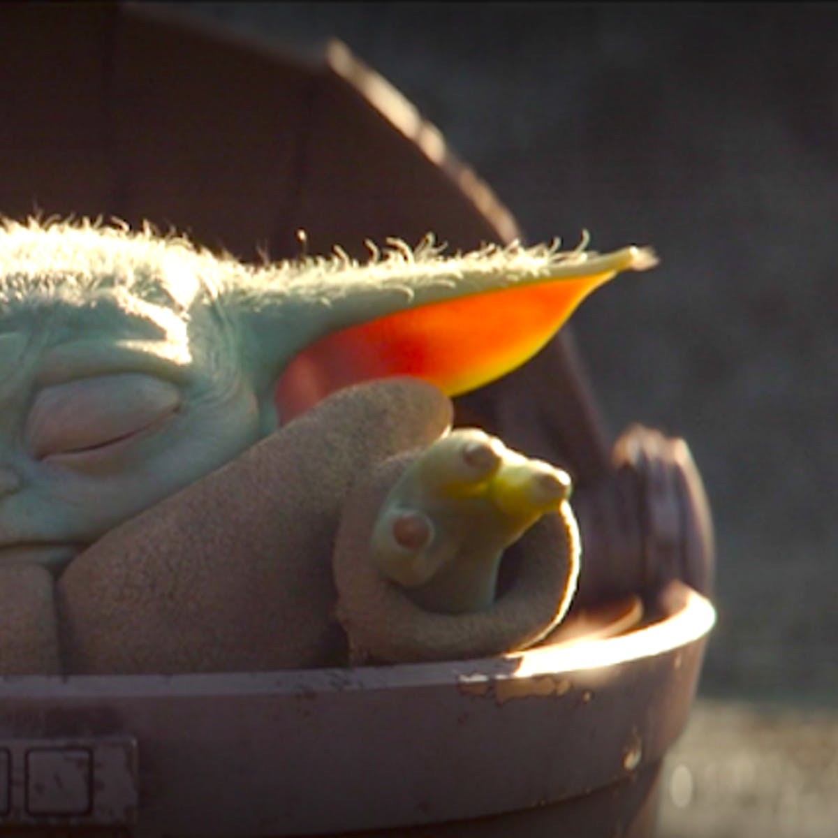 Who is Baby Yoda? Maybe it's just Yoda