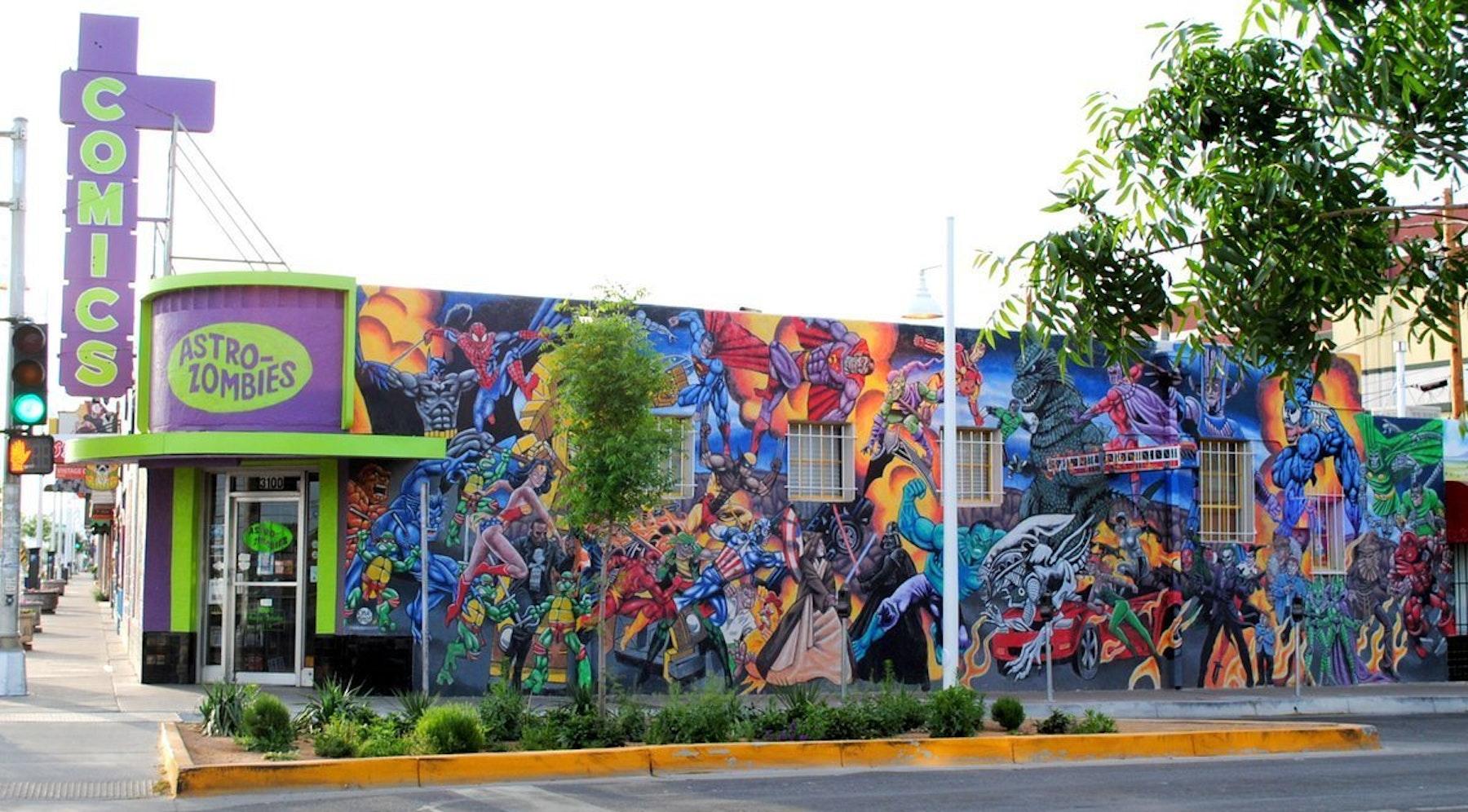 AstroZombies in Albuquerque, NM