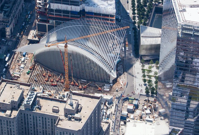 Construction in August 2015. Photo by Anthony Quintano