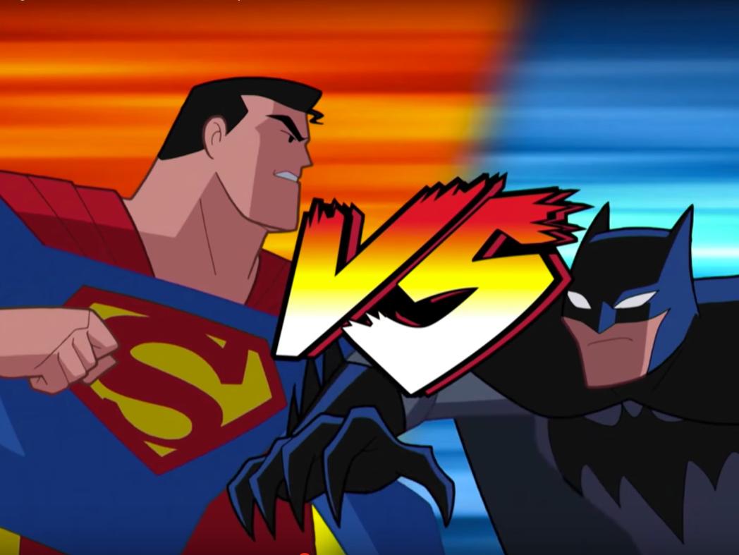 Batman v Superman Justice League Action Arcade Fighting
