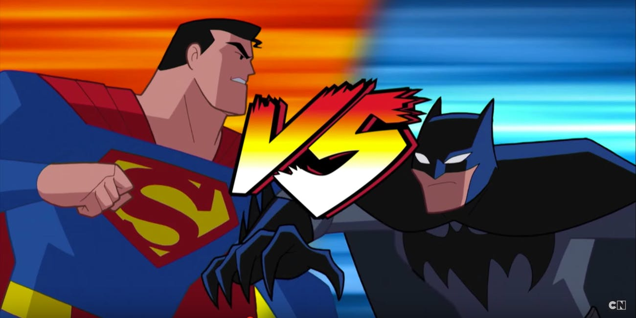 Batman v Superman Justice League Action Arcade Fighting