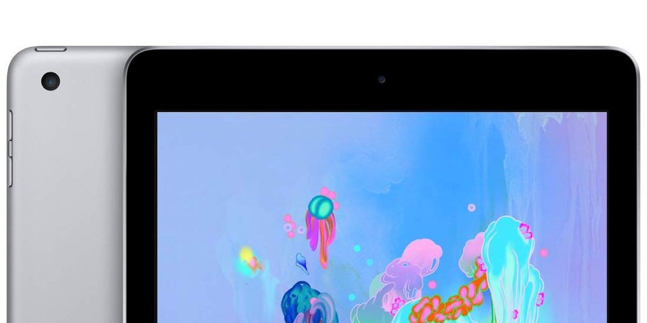 Apple iPad (Wi-Fi, 128GB) - Space Gray (Latest Model), ios tablet