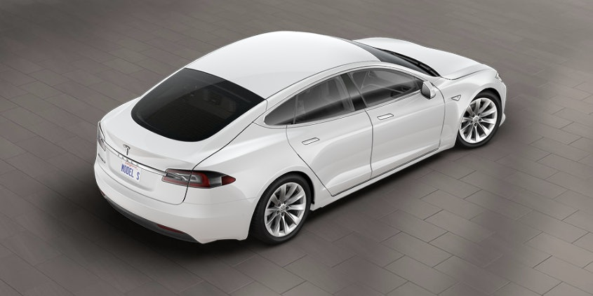 Tesla Reveals Model S Has Over-the-Air Battery Upgrade. What Other Features Is It Hiding?