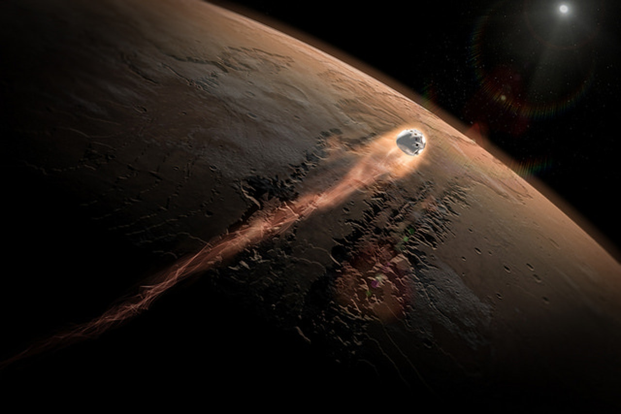 Elon Musk's Biggest Challenge on Mars Won't Be Getting People There
