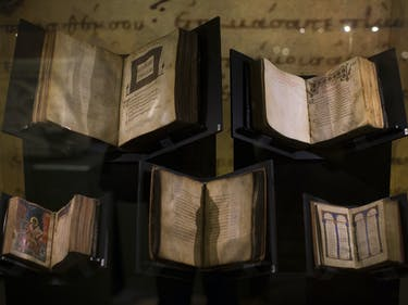 "Researchers Can ""Read"" Ancient Books Without Destroying Them"