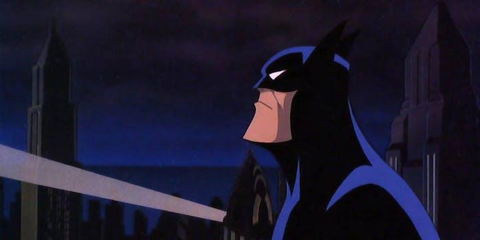 Batman, the Dark Knight.