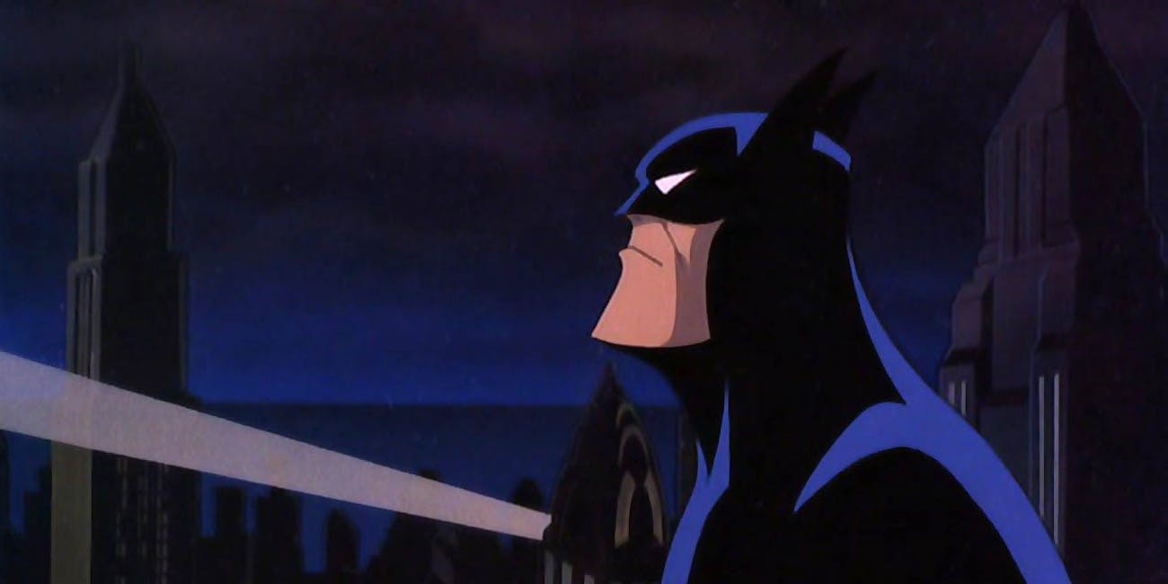 How one show redefined the dark knight forever