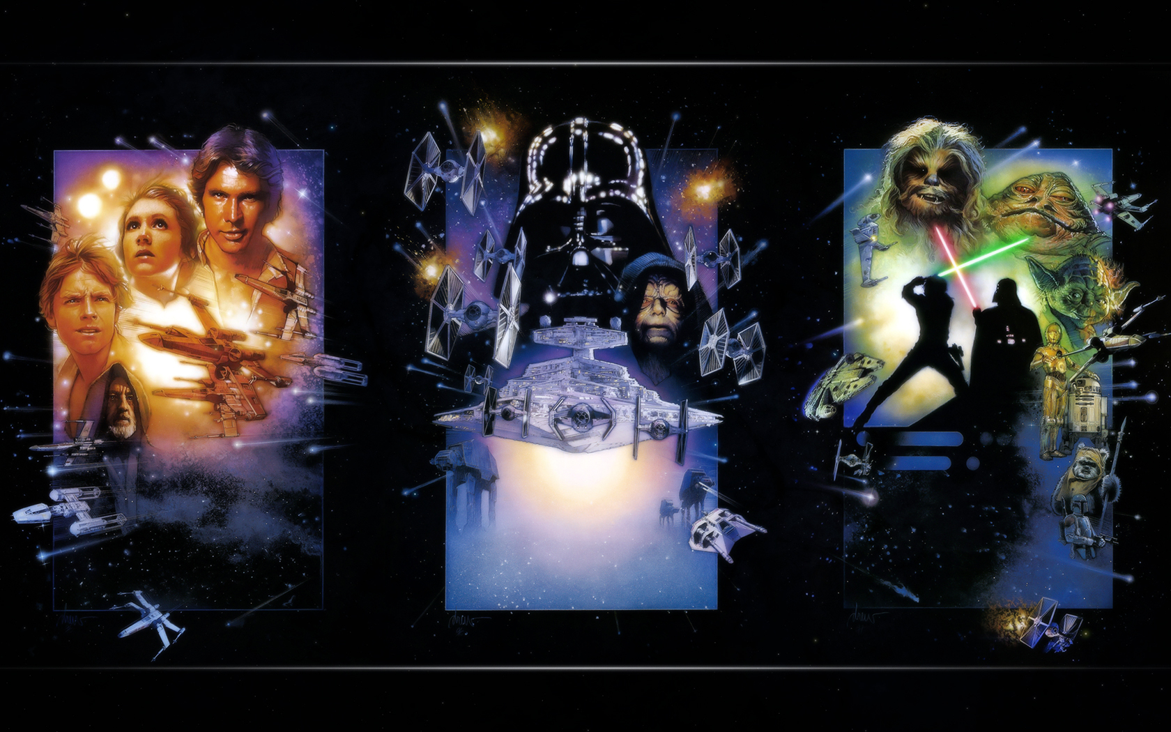 Why Finding The Original Star Wars Verges On The Impossible - Scenes original star wars created cgi