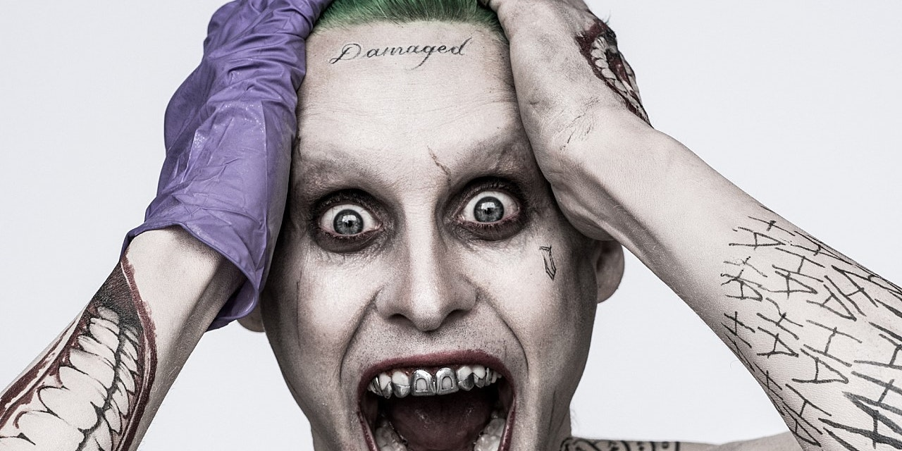 Every SinglePrank Jared Leto Pulled While Going Method for 'Suicide Squad'
