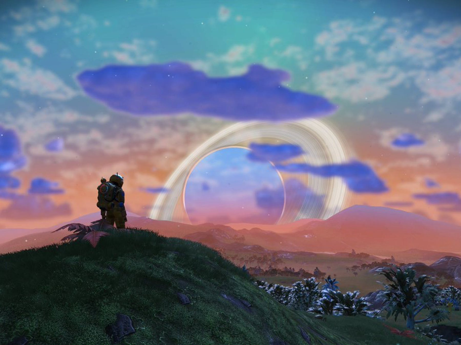 The new 'No Man's Sky' update makes the game so much better.