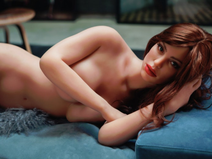 Sex Robots Want to Hear About Your Day