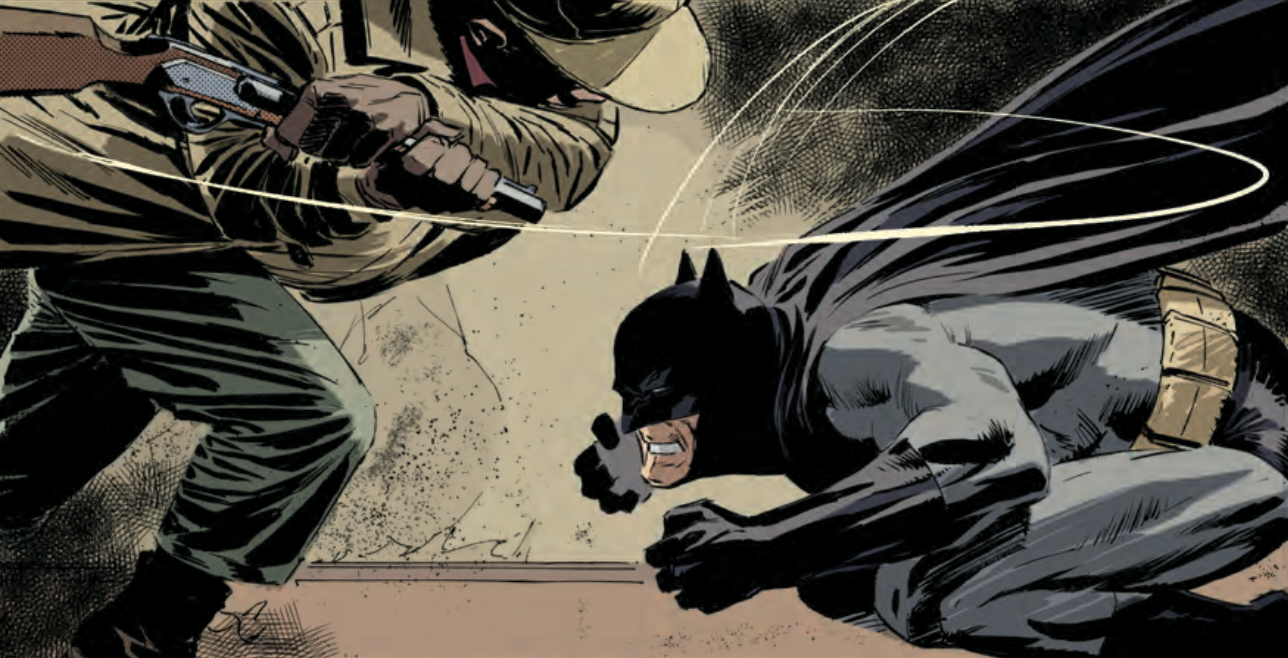 A Batman And Elmer Fudd Crossover Is Somehow Dc S Most Beautiful