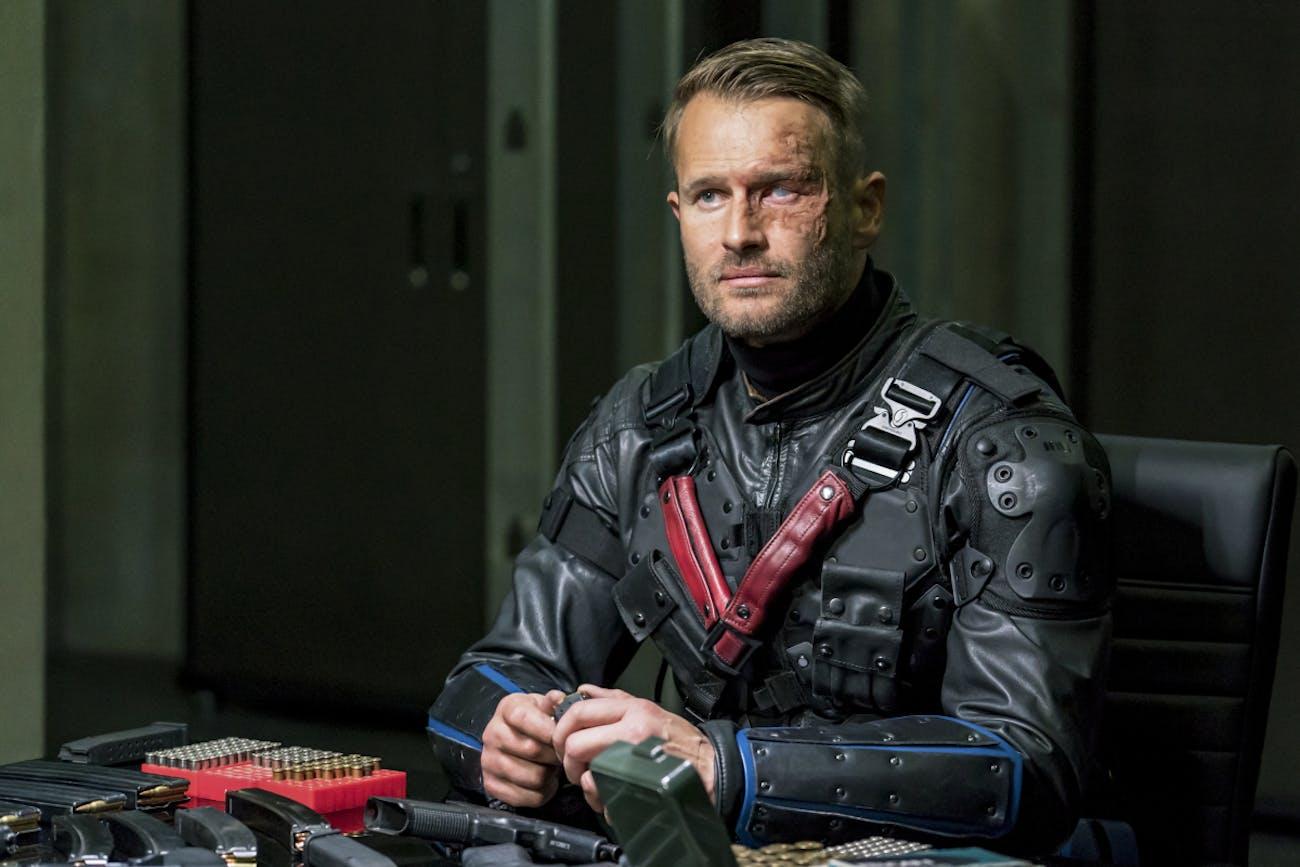 Vigilante Arrow CW