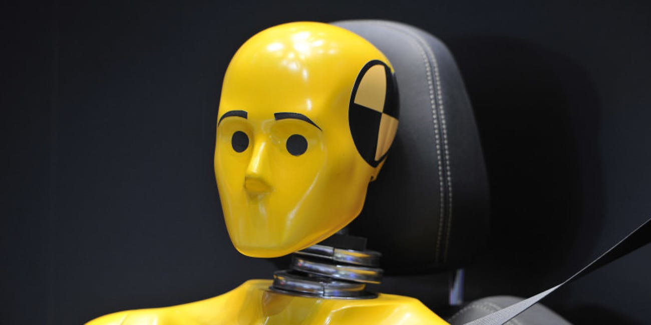Crash-test dummy