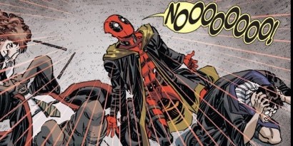Hold Up, There's Absolutely No Way Deadpool Is a Hufflepuff