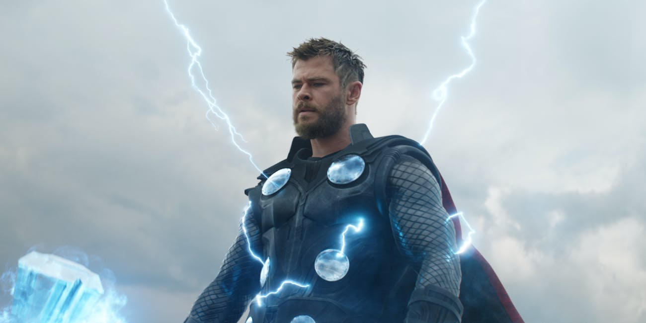 'Avengers: Endgame' Blu-Ray Features Include a Reveal of Thor's New Name