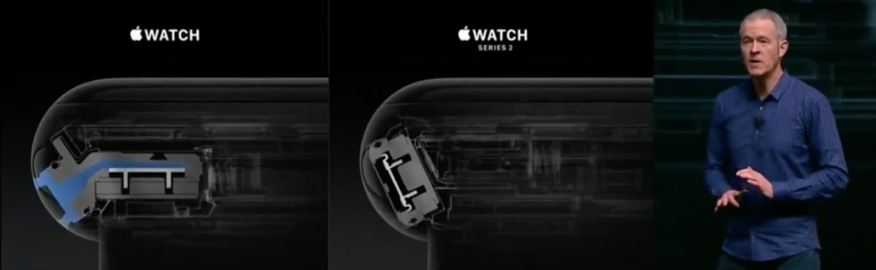 Here's How Apple Watch 2 Ejects Water from its Speaker | Inverse