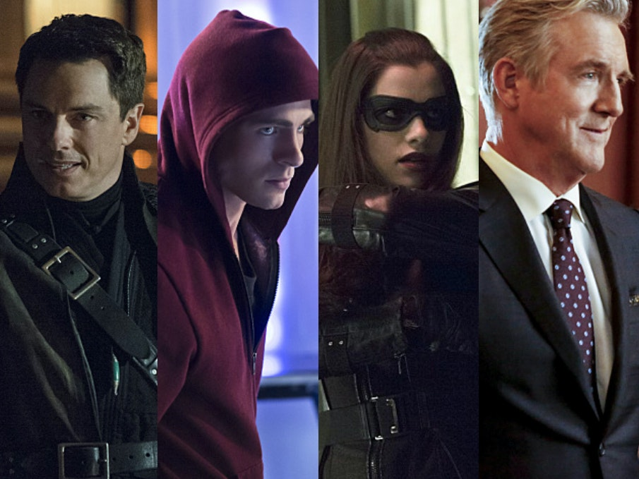 12 Likely Suspects for Prometheus on 'Arrow'