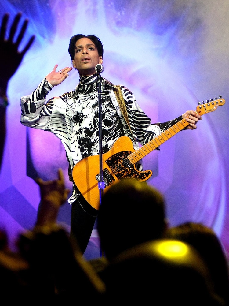 How Did Prince Die? Was Reportedly Treated for Drug ... - photo#26