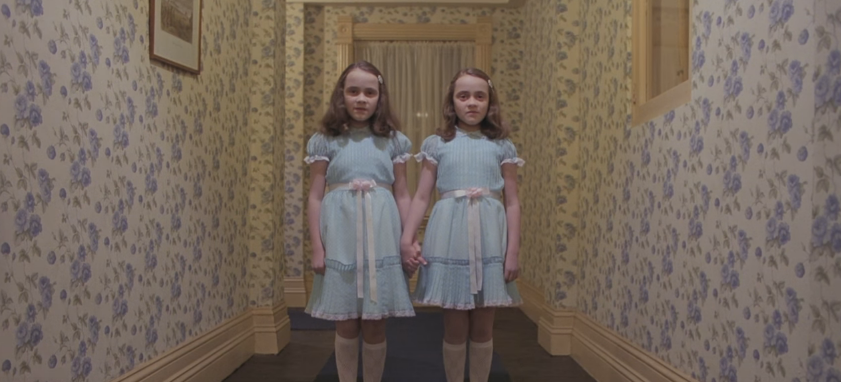 The twins from 'The Shining'