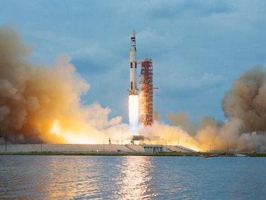 NASA Launches Treasure Trove of Historical Photos and Videos
