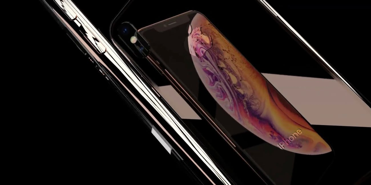 iPhone XS Render