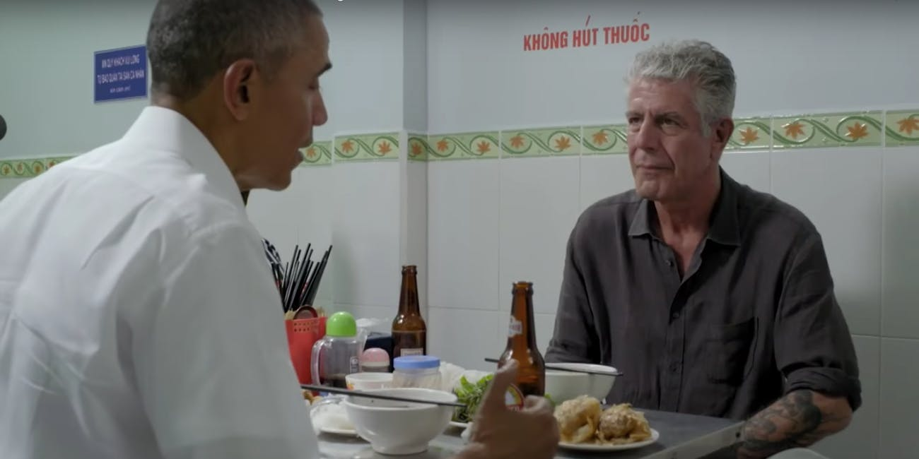 Anthony bourdain Parts Unknown Netflix