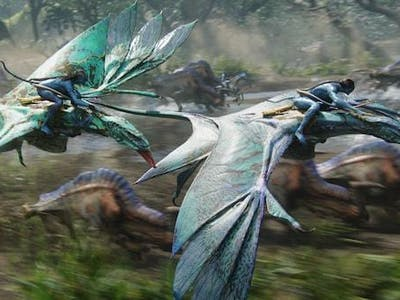 Disney's Flying 'Avatar' Ride Is Next-Level Cool