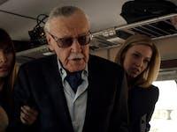 Stan Lee Thor cameo