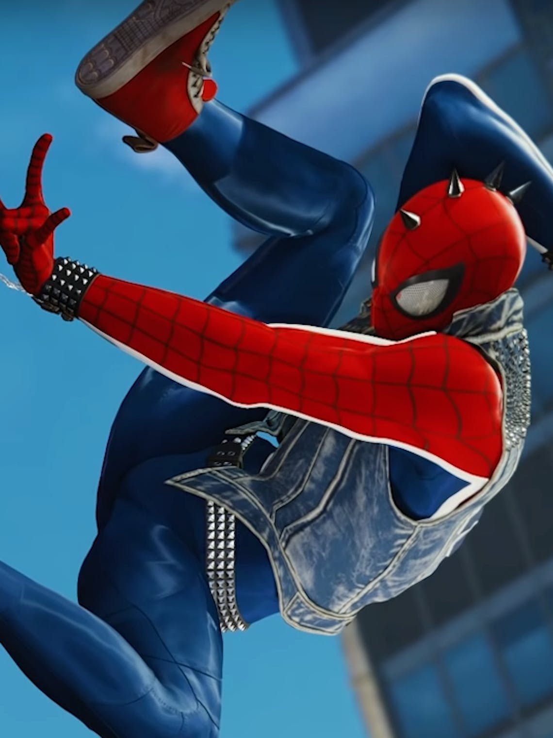 Spider-Punk PS4
