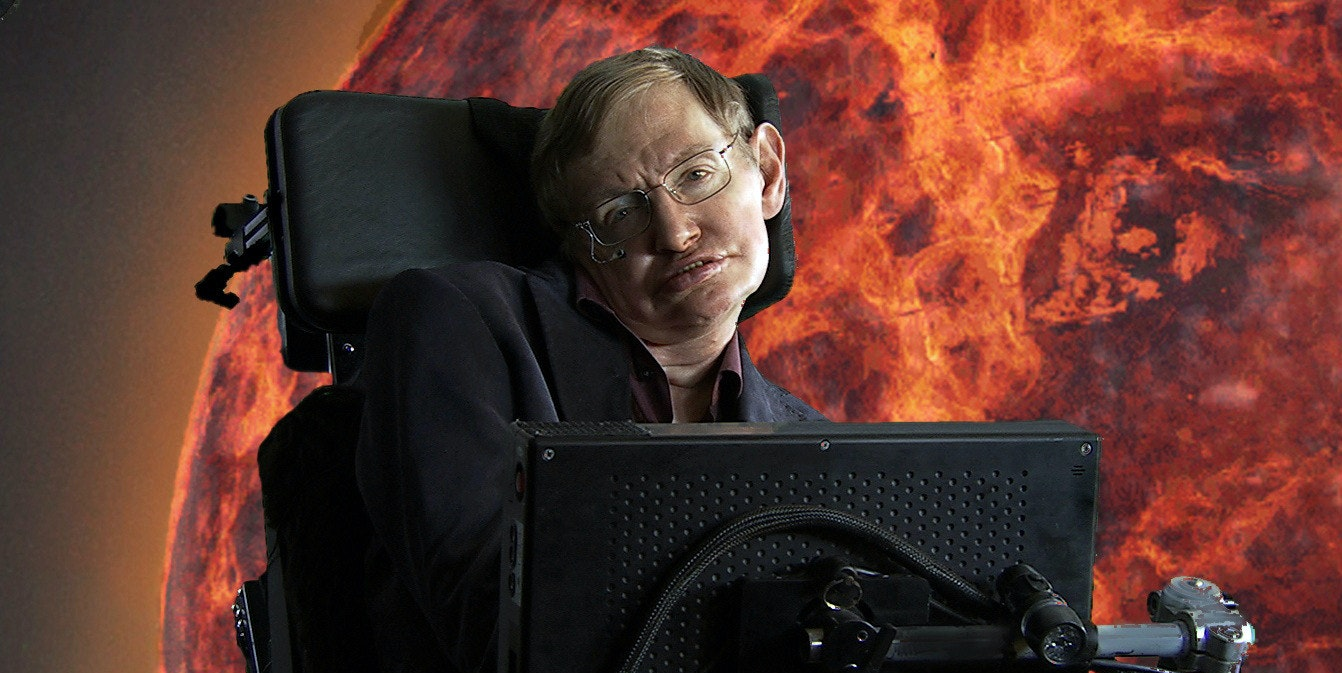 Stephen Hawking is headlining the Starmus Festival.