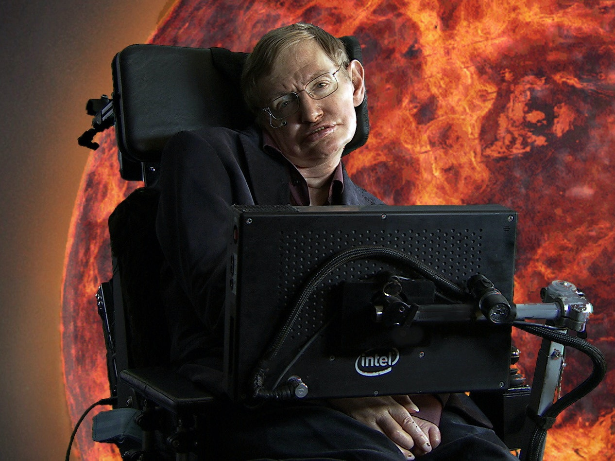 Will Stephen Hawking Talk About Aliens at the Starmus Festival?