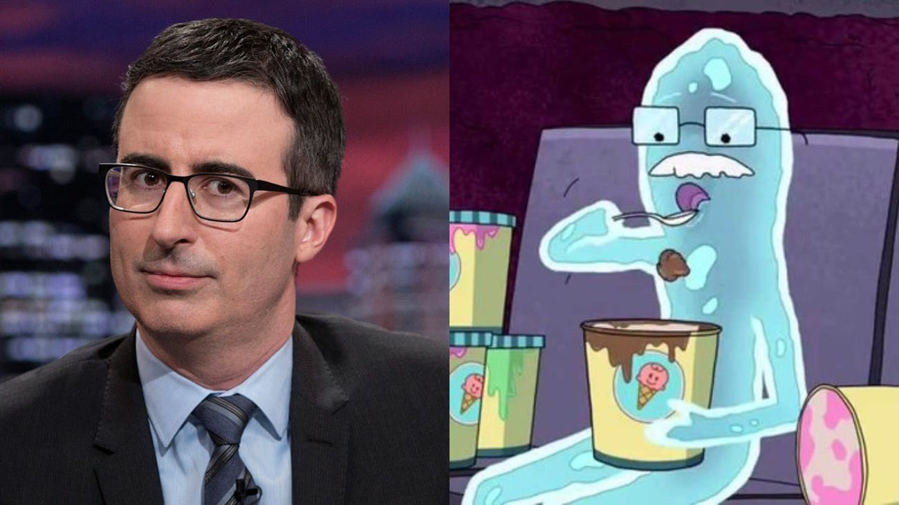 John Oliver as Dr. Xenon Bloom
