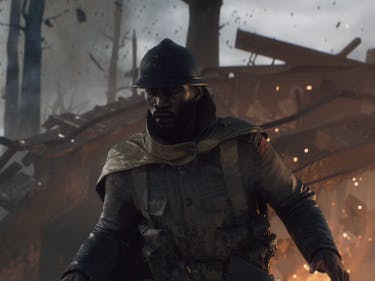 The Weapons in 'Battlefield 1' Are Intense in Action