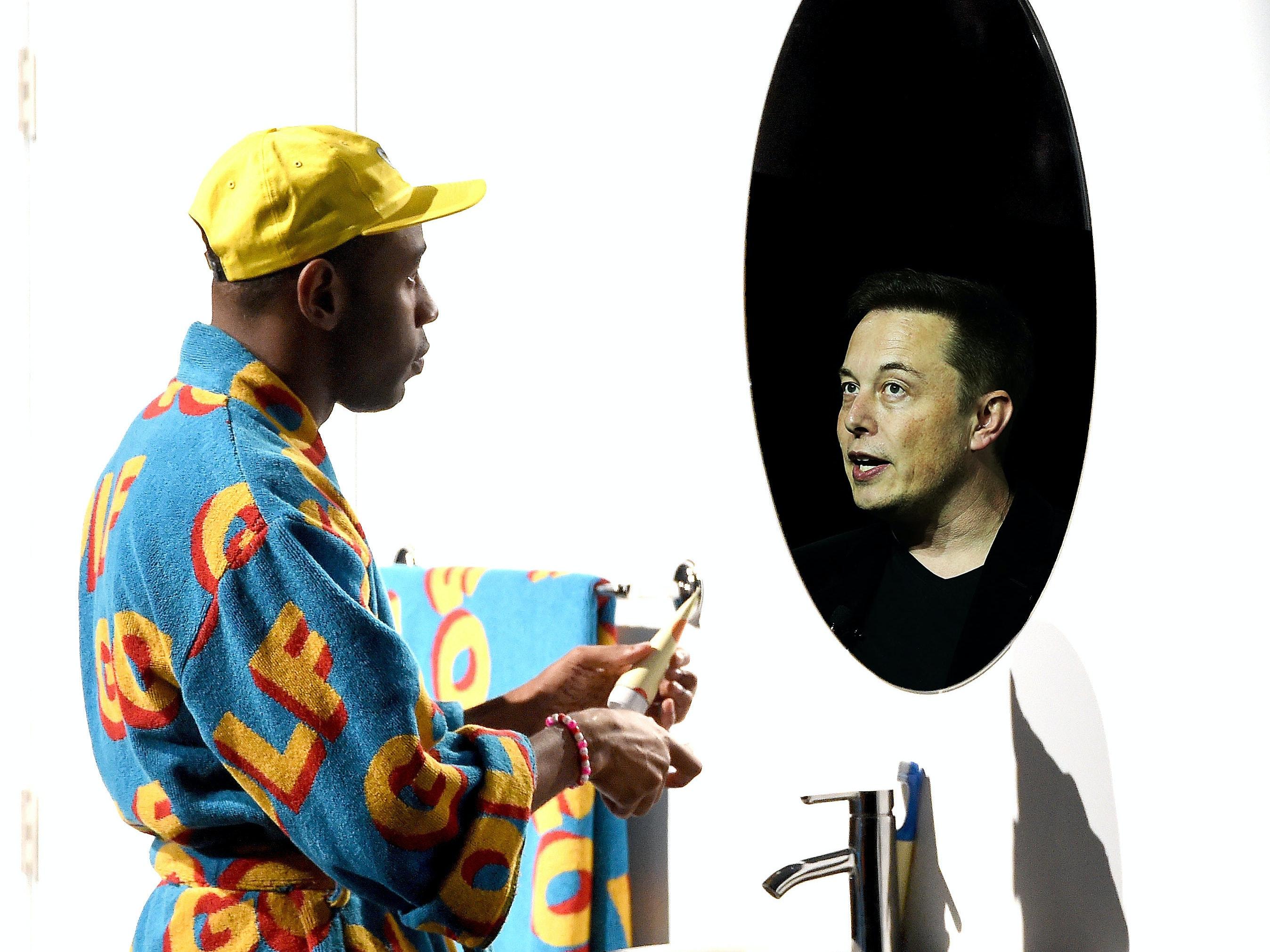 Tyler, The Creator Loves Elon Musk