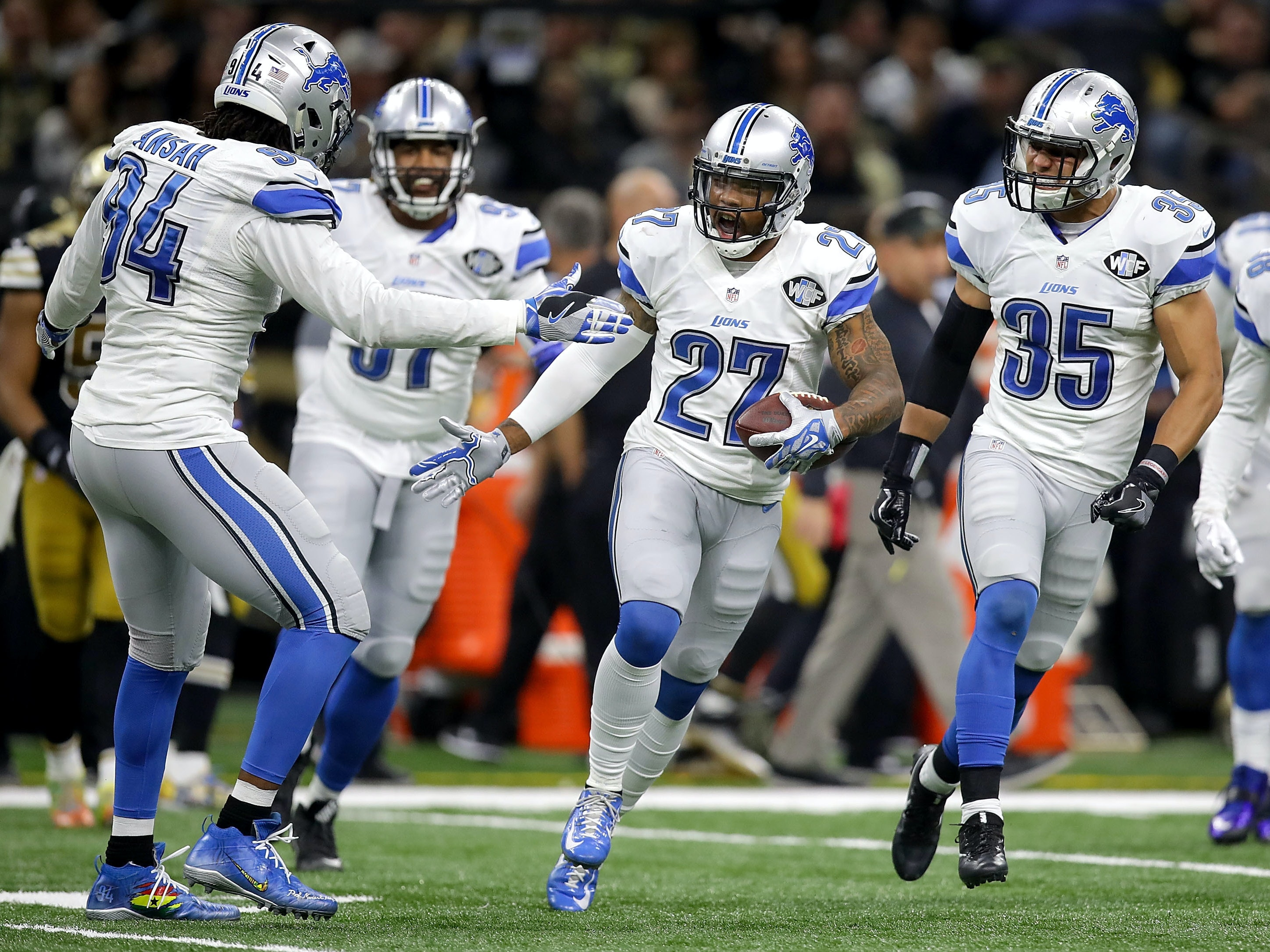 The Incessantly Improbable Detroit Lions Finally Did a Predictable Thing!
