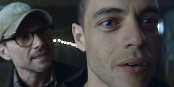 Mr. Robot Elliot Season 2 finale