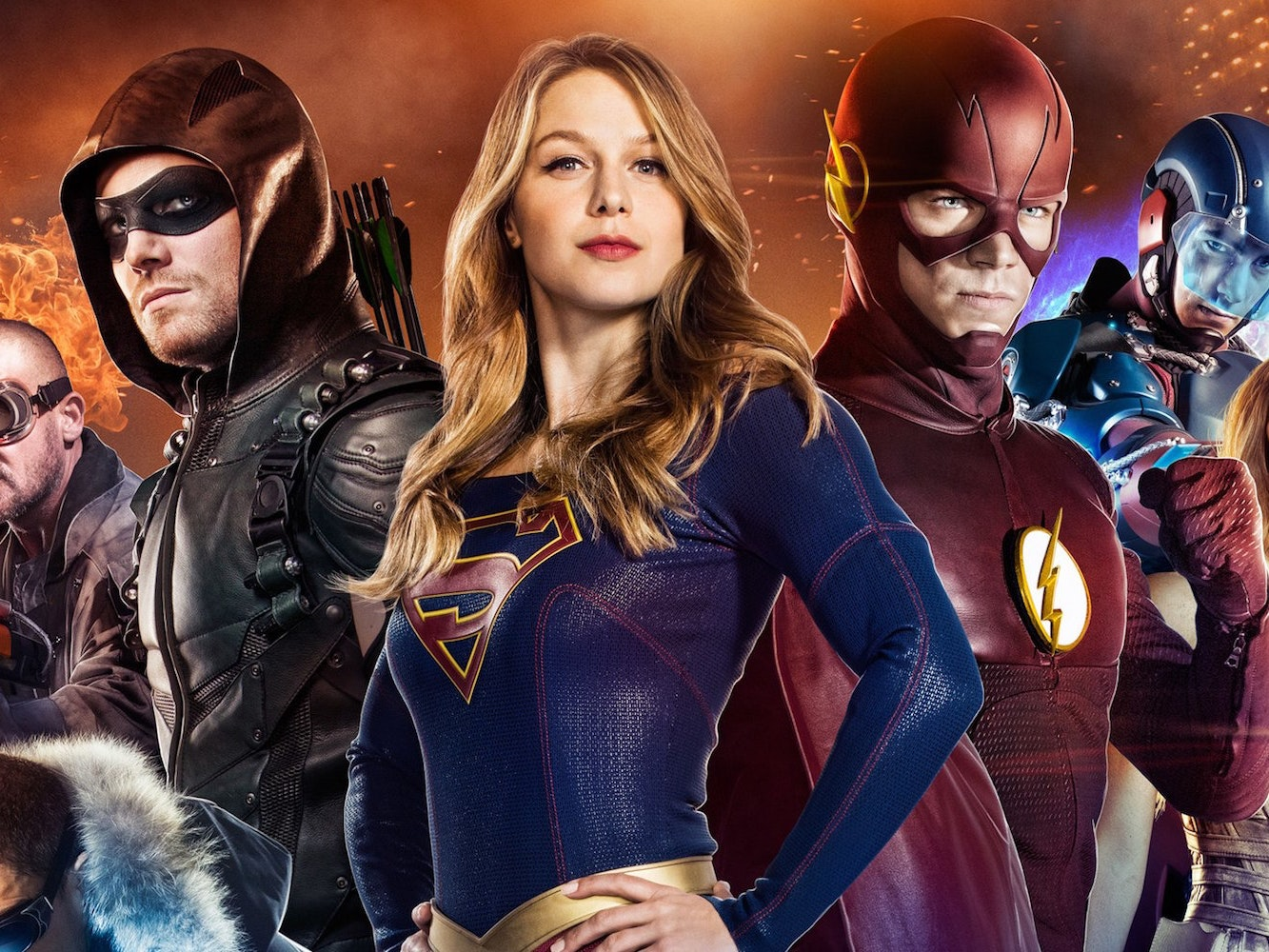 The Extended CWverse Crossover Trailer is Absolutely Amazing