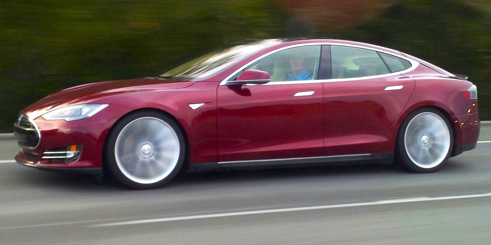 Tesla Sightings