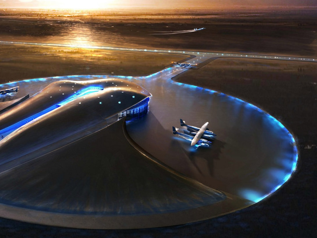 U.K. Dreams of British Spaceports By 2020