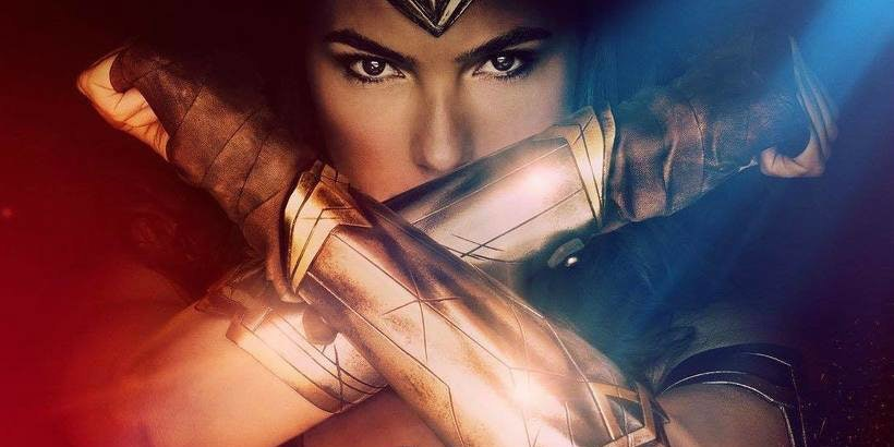 Poster for DC's Wonder Woman 2017