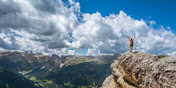 spirituality neuroscience mountain mindfulness