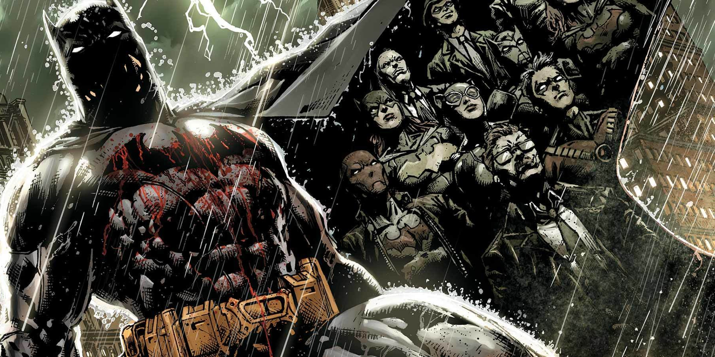 10 Batman Comics That Deserve an Animated Film