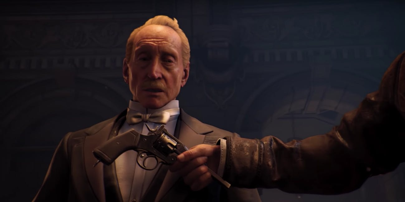 Charles Dance Game of Thrones Call of Duty Black Ops 4