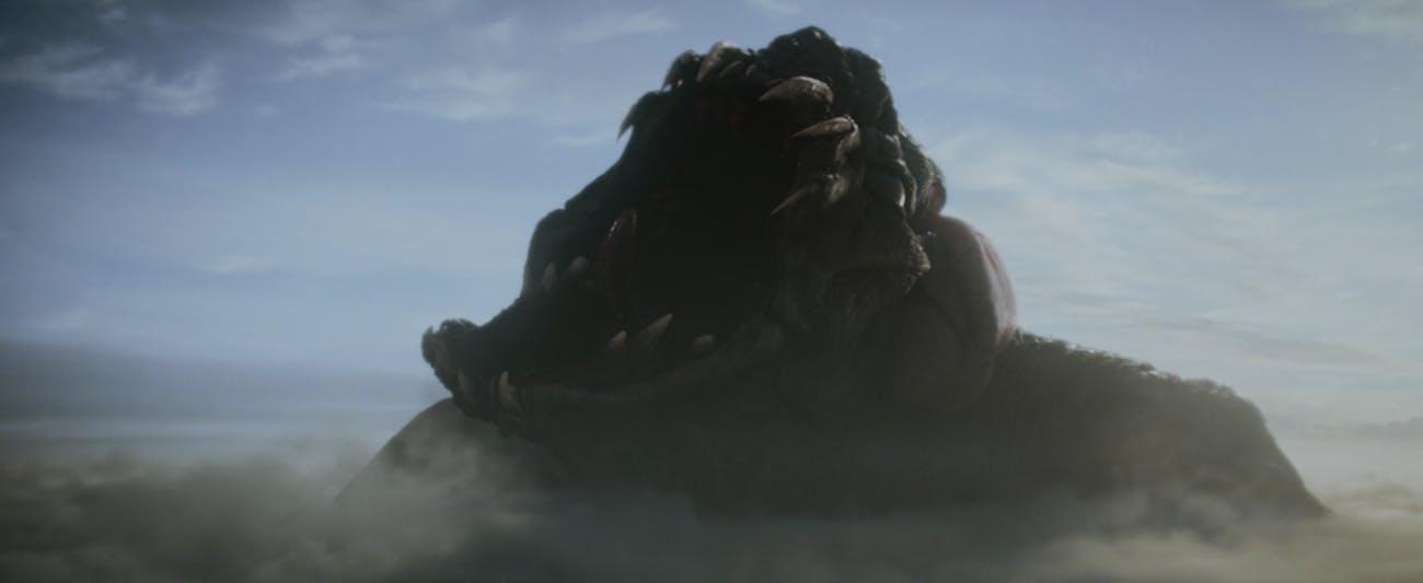 Cloverfield Paradox Monster